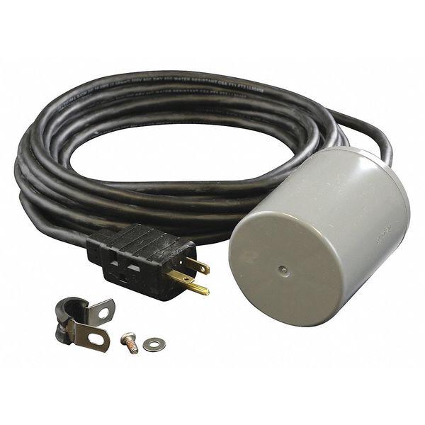 LIBERTY PUMPS Float Control w/series plug, 6-20 plug